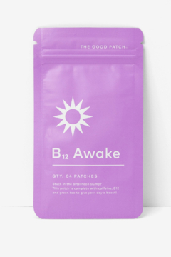 The Good Patch B12 Awake Patch - Product List Image