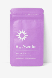 The Good Patch B12 Awake Patch - Front cropped