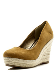 The Little Shoe Store Live In Espadrilles - Front cropped