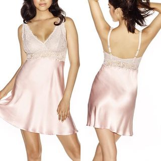 Shoptiques Product: Pink Lotus Slip In