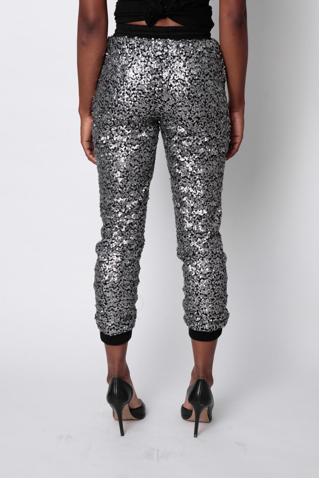 The Clothing Co Sequin Jogger Pants From Tennessee By