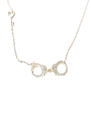 Shoptiques Product: Handcuff Necklace