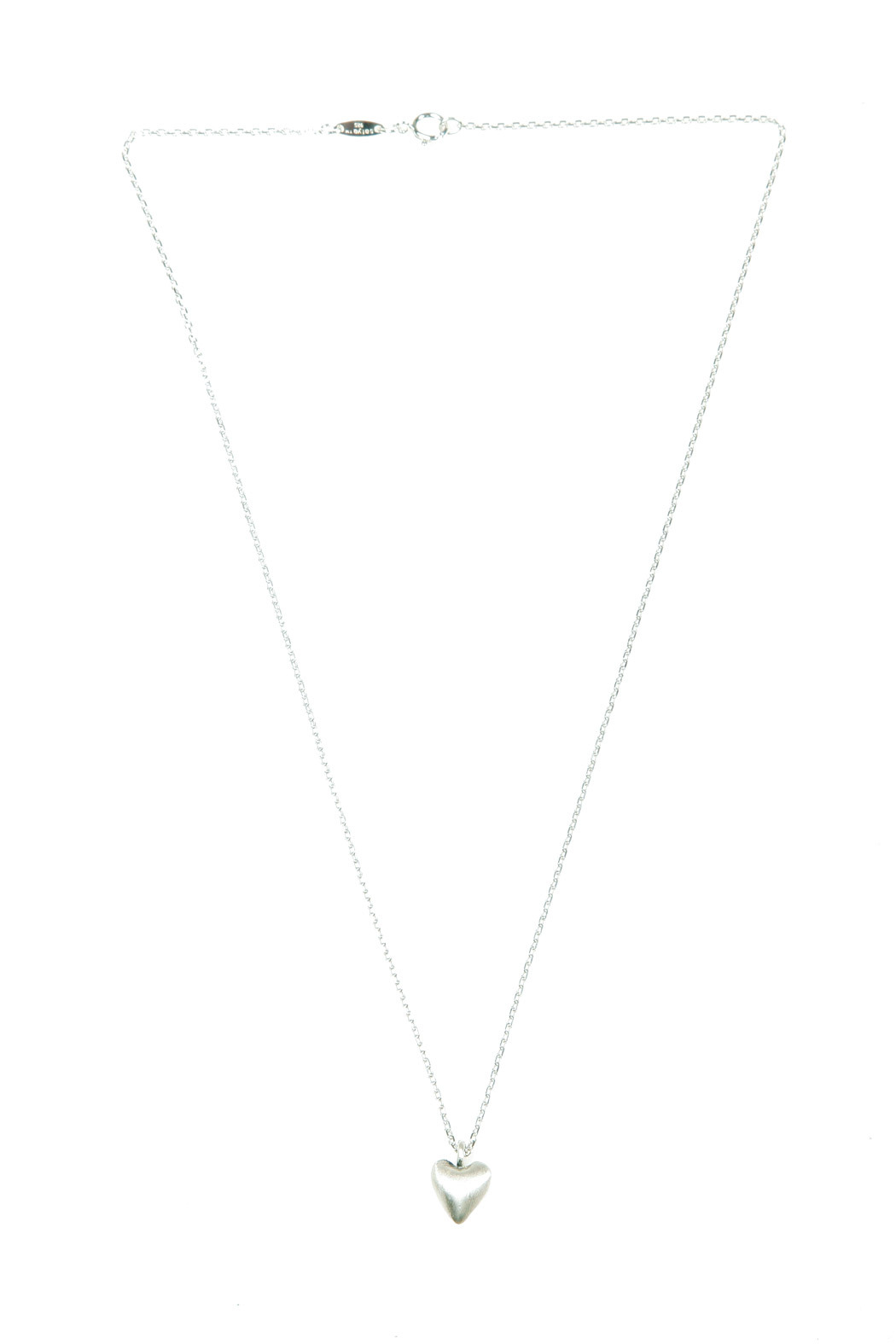 Satya Beating Heart Necklace - Front Full Image