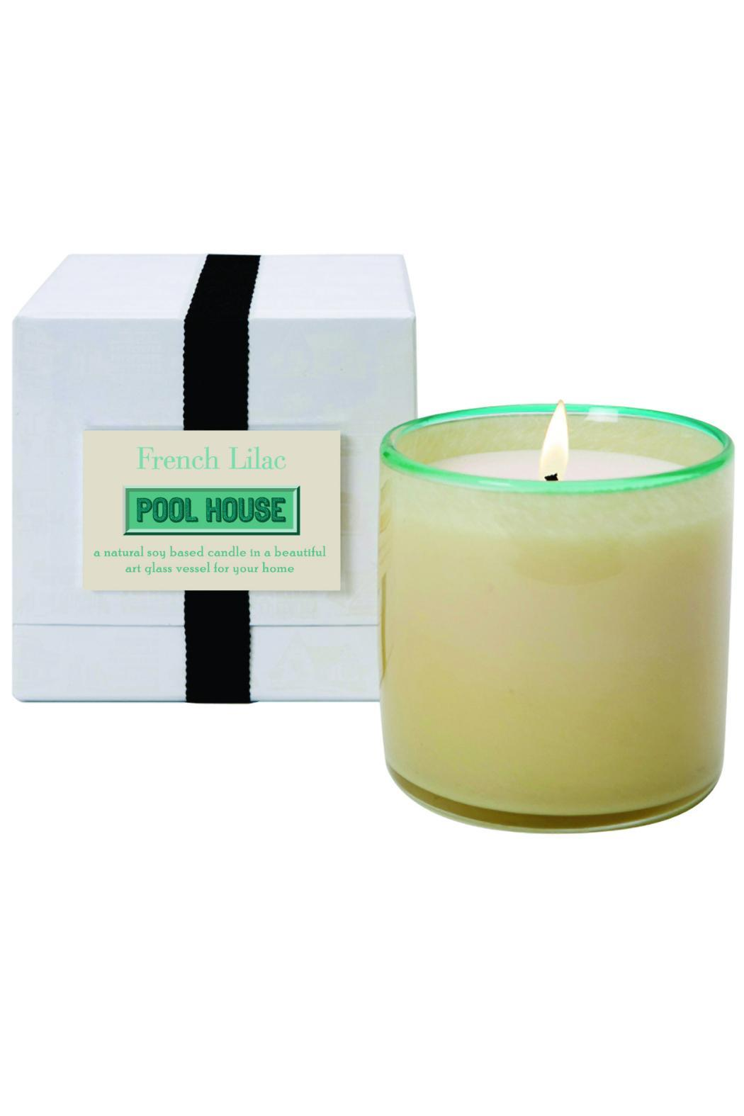 Lafco Pool House Candle - Front Cropped Image