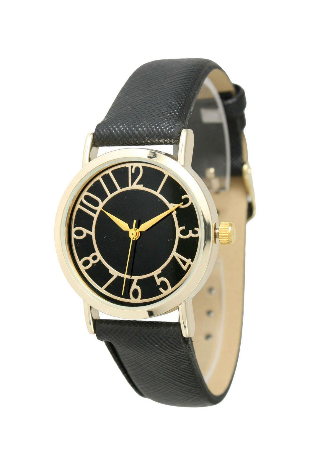 Olivia Pratt Aurum Elegance Watch - Front Cropped Image