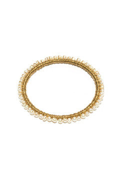 Shoptiques Product: Pearl Touch Bangle