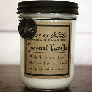 Shoptiques Product: Coconut Vanilla Soy Candle