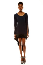 kailash Asymmetrical Tunic - Front cropped
