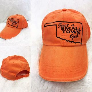 Shoptiques Town Girl Ball Cap