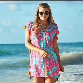 Shoptiques Tassel Beach Coverup