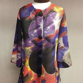 Shoptiques Product: Wild Print Tunic