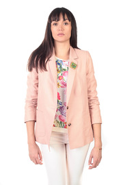 Shoptiques Product: Three-Quarter Sleeve Jacket
