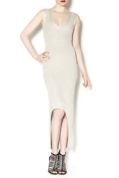 Wow Couture Couture Gold Dress - Product List Image
