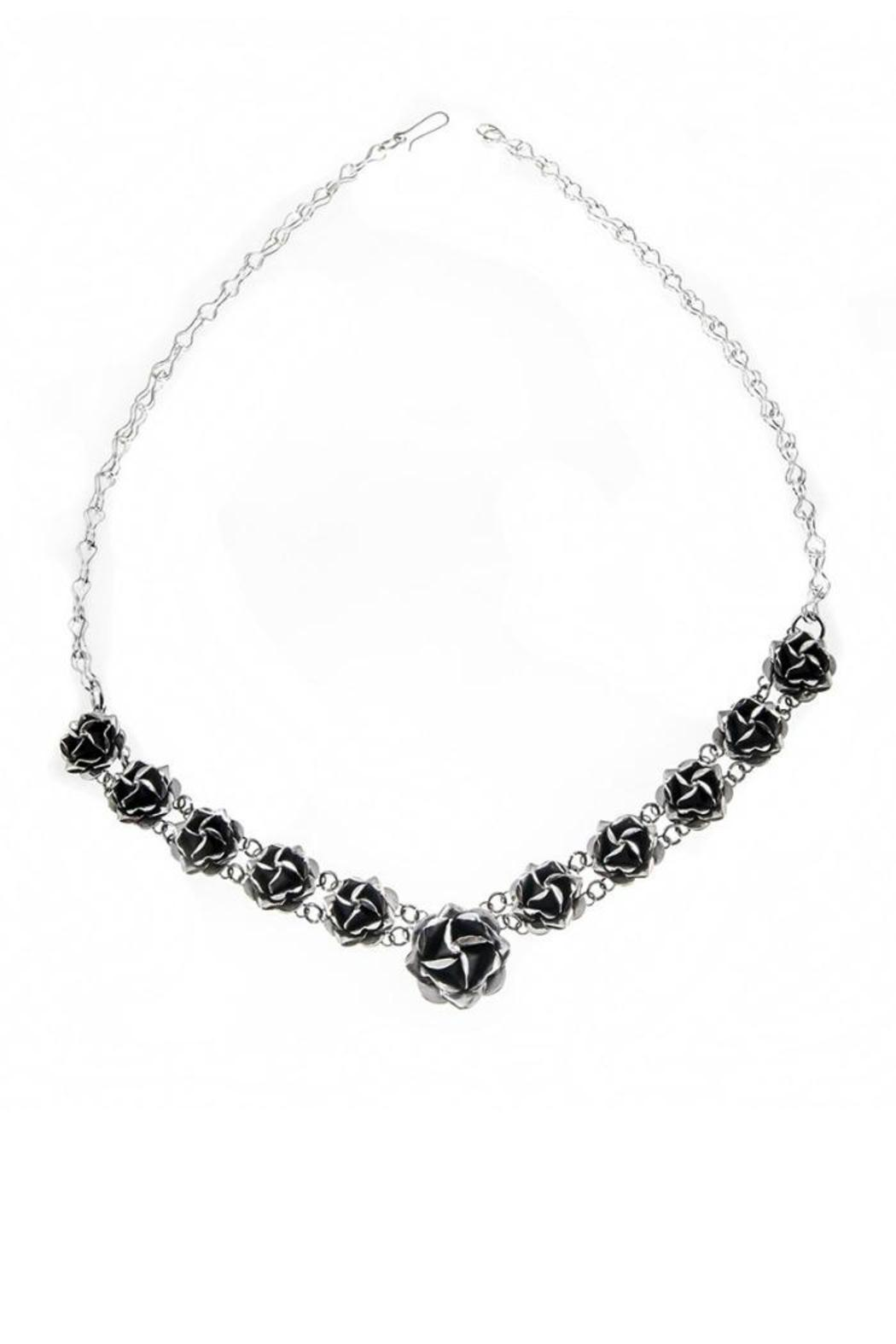 Diana Roses Necklace - Main Image