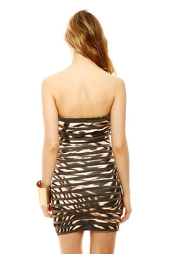 Wow Couture Strapless dress - Alternate List Image