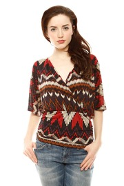 Shoptiques Product: Ethnic Crossover Top