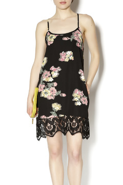 Voom Floral Slip Dress - Product List Image