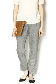Sugarhill Boutique Grey Ankle Pants - Product Mini Image