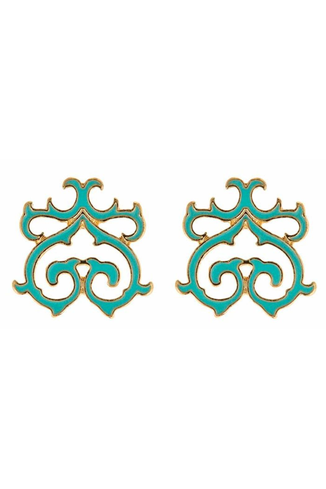Fornash Abbey Earrings - Front Cropped Image