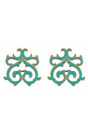 Fornash Abbey Earrings - Front cropped