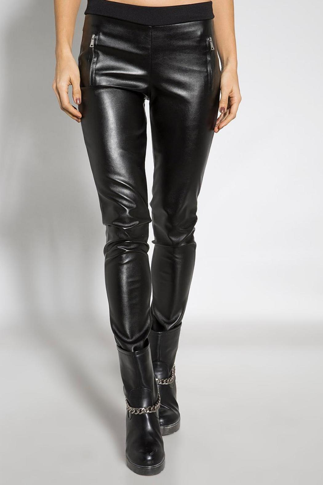 Classic attired womens leather pants have once again proved that women need not show off their body to look glamorous and sensuous. Suited to fit your body perfectly, these versatile clothing pieces accentuate your curves and give you that oomph fluctuatin.gq leather pants are immensely hot and are considered evergreen apparel.