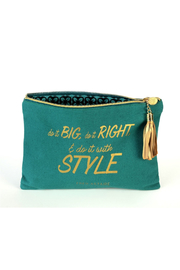 B Plus Printworks Astaire Cosmetics Pouch - Product Mini Image