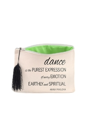 B Plus Printworks Dance Cosmetics Pouch - Front cropped