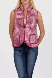 B-Sharp Berry Vest - Front cropped