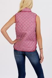 B-Sharp Berry Vest - Front full body