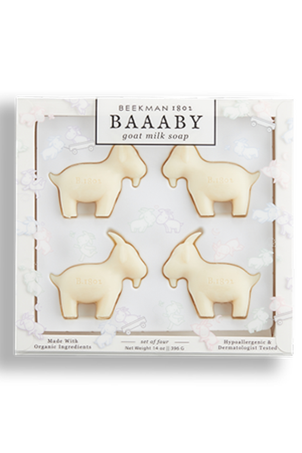 Beekman 1802 BAAABY GOAT MILK SOAP 14 oz - Front Cropped Image