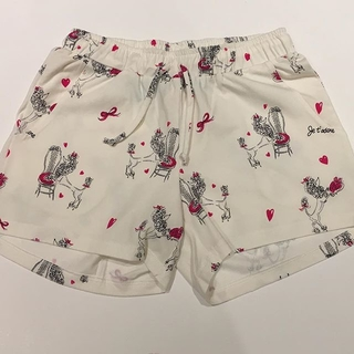 Shoptiques Product: Fifi Printed Shorts