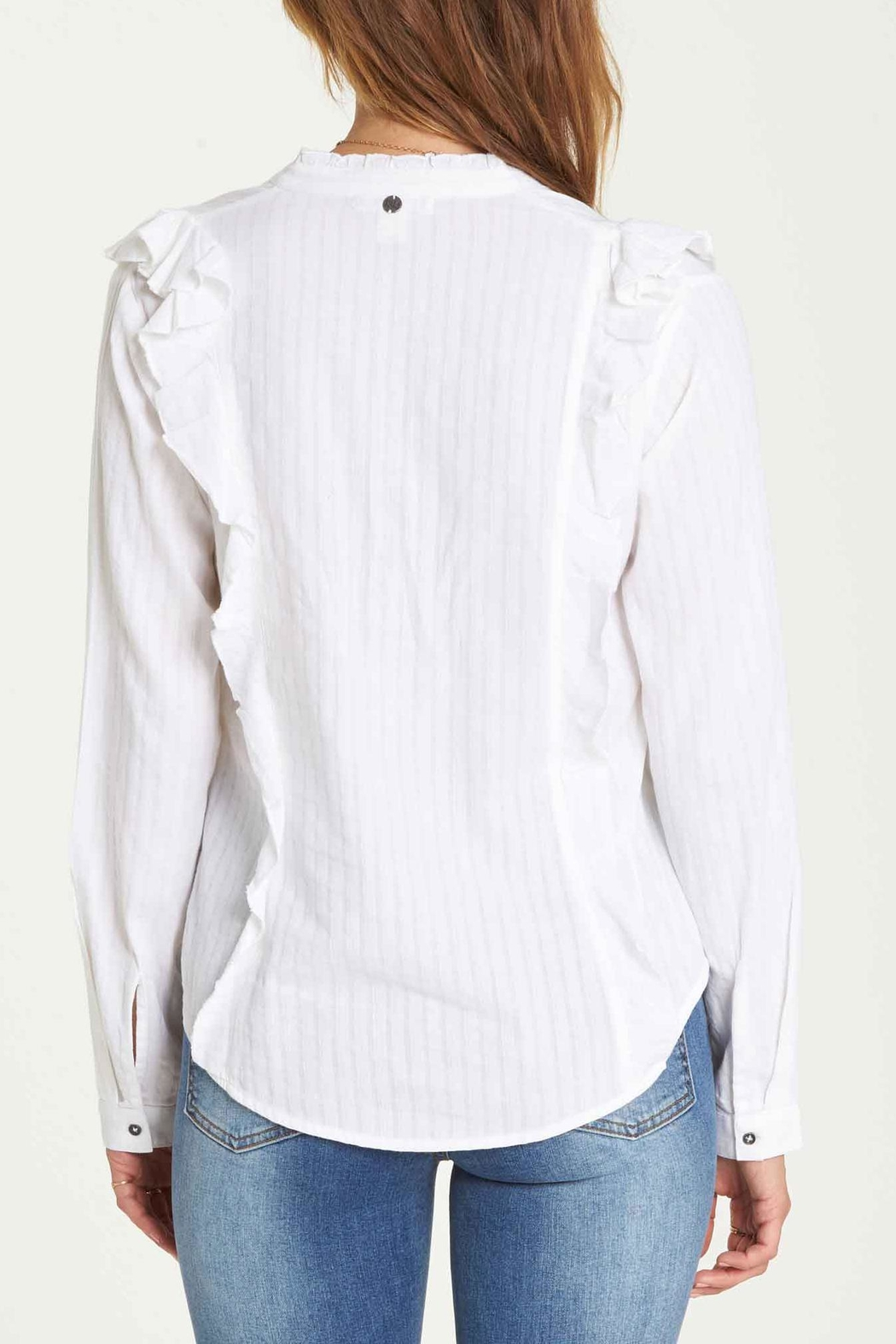Billabong Babe Button Down - Side Cropped Image