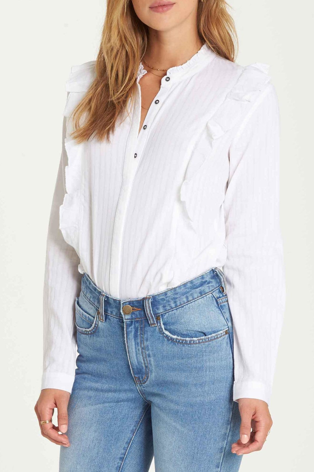 Billabong Babe Button Down - Front Full Image