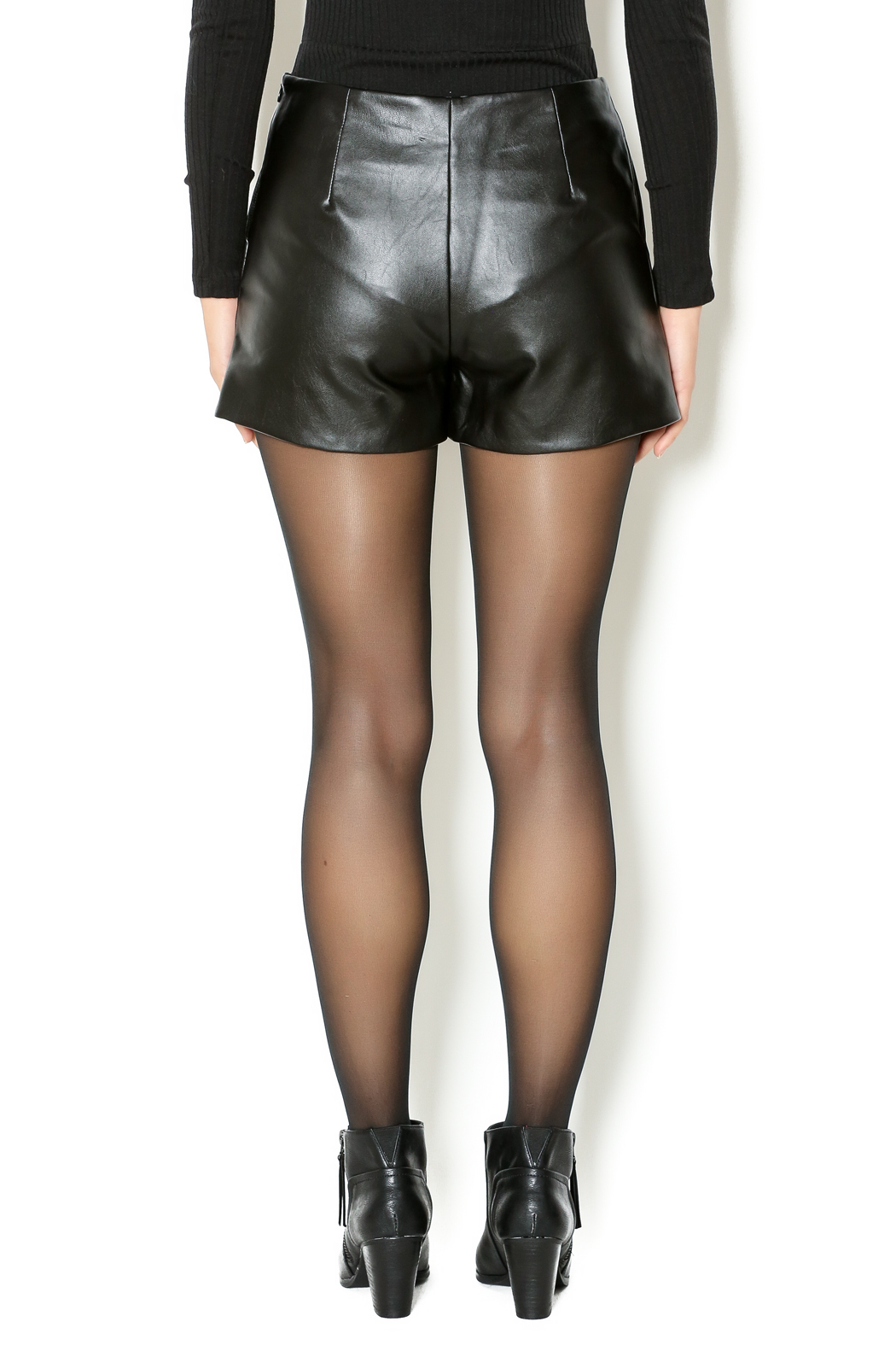 Home Decor Hong Kong Babel Fair Faux Leather Shorts From Mississippi By The