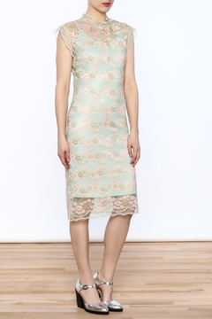 Shoptiques Product: Lace Shift Dress