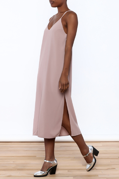 Shoptiques Product: Midi Slip Dress