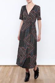 Shoptiques Product: Midi Wrap Dress