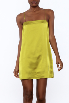 Shoptiques Product: Mini Slip Dress
