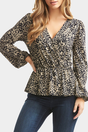 Tart Collections Babette Faux Wrap Top - Other