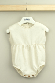 Babidu Alexandra Collection Sleeveless Romper - Product Mini Image