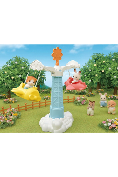 Calico Critters Baby Airplane Ride - Alternate List Image