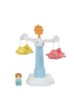 Calico Critters Baby Airplane Ride - Product List Image
