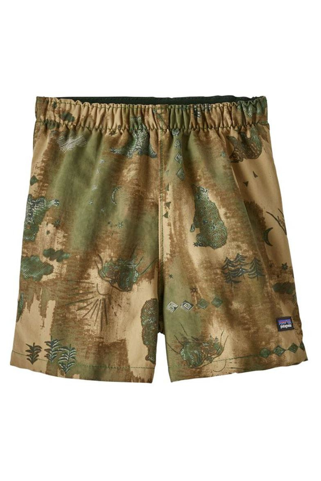 Patagonia Baby Baggies Shorts - Front Cropped Image