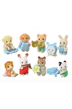 Calico Critters Baby Band Series - Product List Image