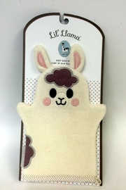 Gift Craft Baby Bath Mitt - Product Mini Image