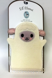 Giftcraft Inc.  Baby Bath Mitt - Front cropped