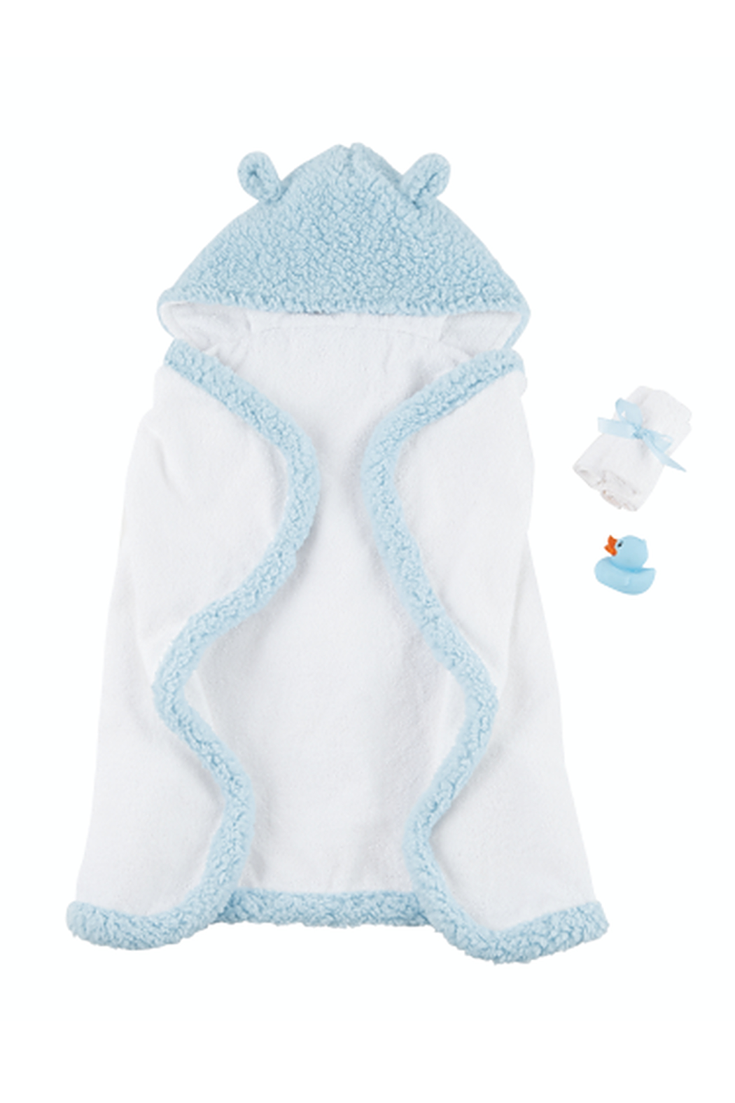 Mud Pie Baby Bath Time Set - Front Cropped Image