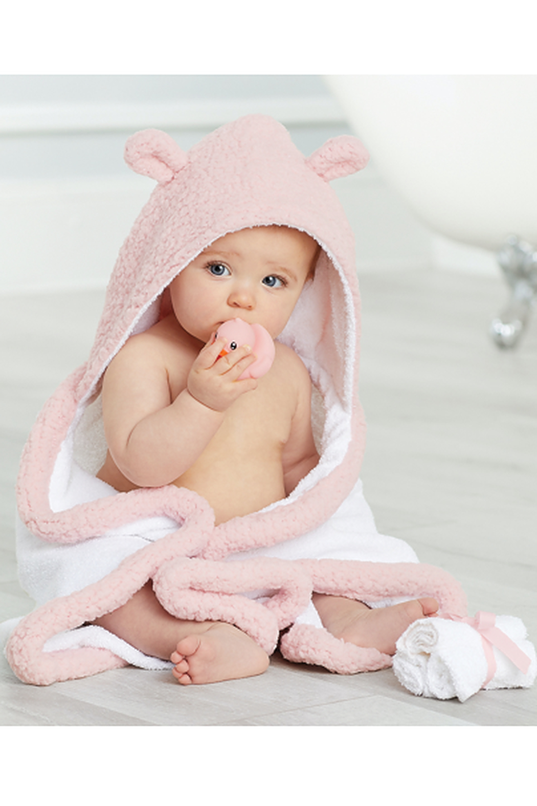 Mud Pie Baby Bath Time Set - Side Cropped Image