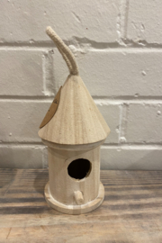 Kindred Mercantile  Baby Bird House - Product Mini Image