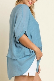 Umgee USA Baby Blue - Front full body